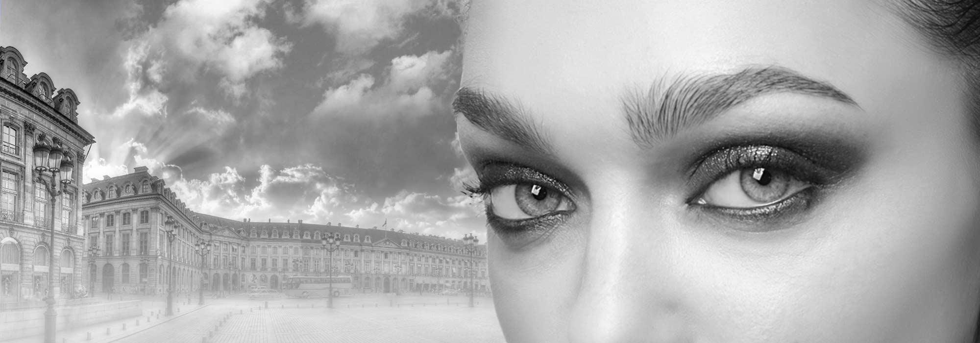 Vallée des larmes injection d'Acide Hyaluronique Dr Cozanet Paris