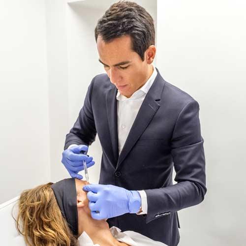 Dr Benjamin COZANET traitement anti-âge Paris